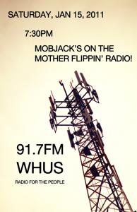 Mobjack WHUS Poster