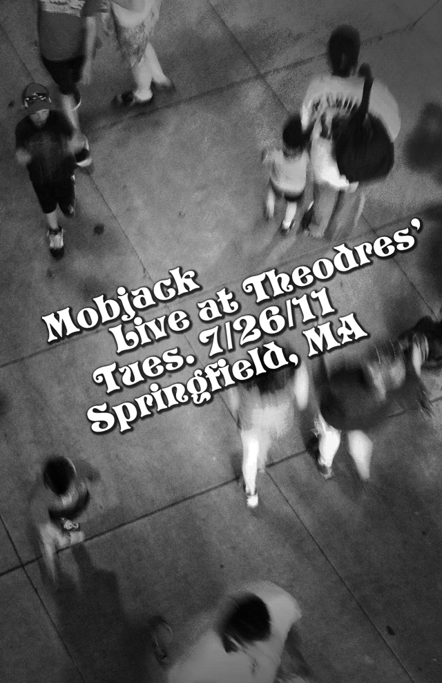 Mobjack at Theodores' in Springfield, MA